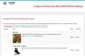 Store screen shot