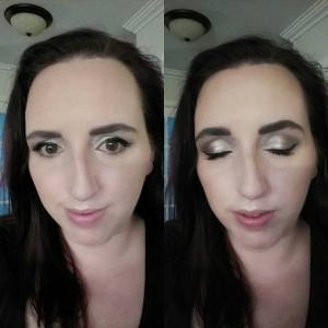 Younique Moodstruck Addiction Palette 2 look tutorial Embracing Beauty Kim Willis