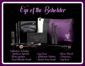 Younique's March 2017 Collection Eye of the Beholder Embracing Beauty with Kim Willis
