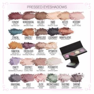Moodstruck Pressed Eyeshadow Younique Embracing Beauty with Kim Willis