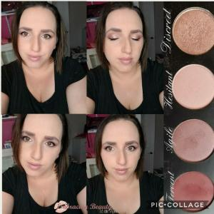 Custom Palette Younique Eyeshadow Embracing Beauty with Kim Willis