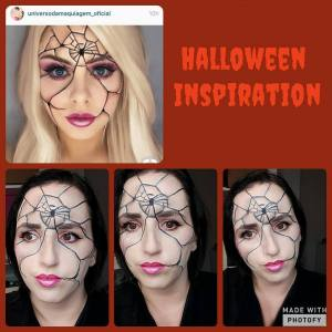 Younique Halloween Looks attempts Embracing Beauty with Kim Willis
