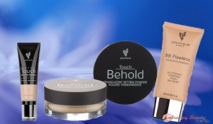 Foundation Trio that Hydrates and Covers