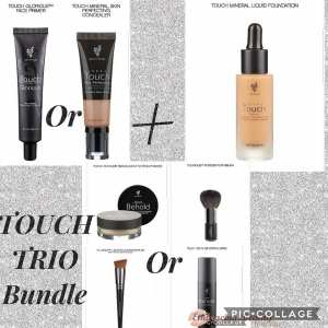 TOUCH Trio Bundle Younique Embracing Beauty with Kim Willis