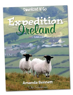 Expedition Ireland Download N Go unit study + lapbook