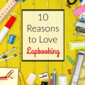 Have you tried lapbooking in your homeschool? Here are 10 great reasons to love lapbooking and what it looks like in our homeschool. embracingdestinyblog.com