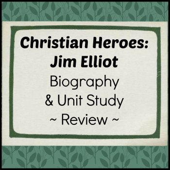 Schoolhouse Crew Review: Learning about Jim Elliot with YWAM Publishing