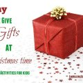 Why We Give Gifts at Christmas Time book & activities for kids embracingdestinyblog.com