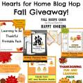 Hearts for Home Fall Giveaway