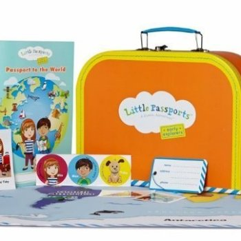 Early Explorers: Preschool Geography from Little Passports