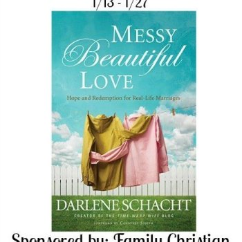Messy Beautiful Love Giveaway, ends 1-27