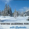 Winter Learning Fun with Lapbooks