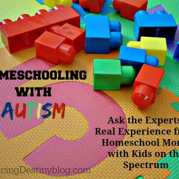 Ask the Experts: Homeschooling with Autism