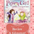 Adventures of Pajama Girl picture book giveaway, ends 5-3
