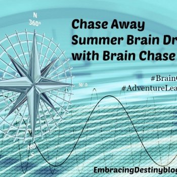 Chase Away Summer Brain Drain with Brain Chase