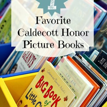 Our Favorite Caldecott Honor Books