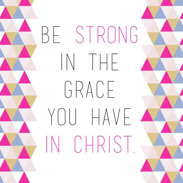 Stronger: Finding Strength on the Extra Weary Days