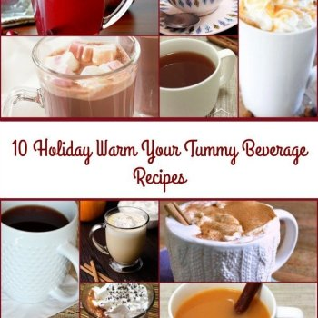 10 Delicious Holiday Warm Beverage Recipes