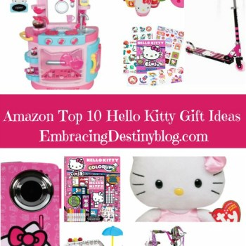 Top 10 Hello Kitty Gifts for Christmas