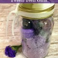Need a cute and clever gift idea for a tween or teen girl? Look no further than this Frugal DIY Gift Jar for Tween or Teen Girls! Perfect ideas for birthday, Valentine's Day, Christmas, or even party favors. embracingdestinyblog.com