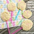 Make these yummy and adorable Easter Egg cookie pops with your kids today! embracingdestinyblog.com