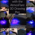 Have you ever used a 3D drawing pen? Here is our experience with an AtmosFlare 3D drawing pen! embracingdestinyblog.com