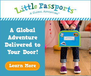 Free Resources for Homeschoolers from Little Passports