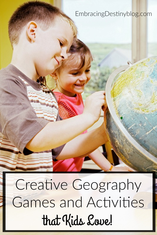 Make geography fun with games and hands-on learning activities. embracingdestinyblog.com