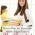 The middle school years are a time of transition. Make the most of them in your homeschool with these ideas!