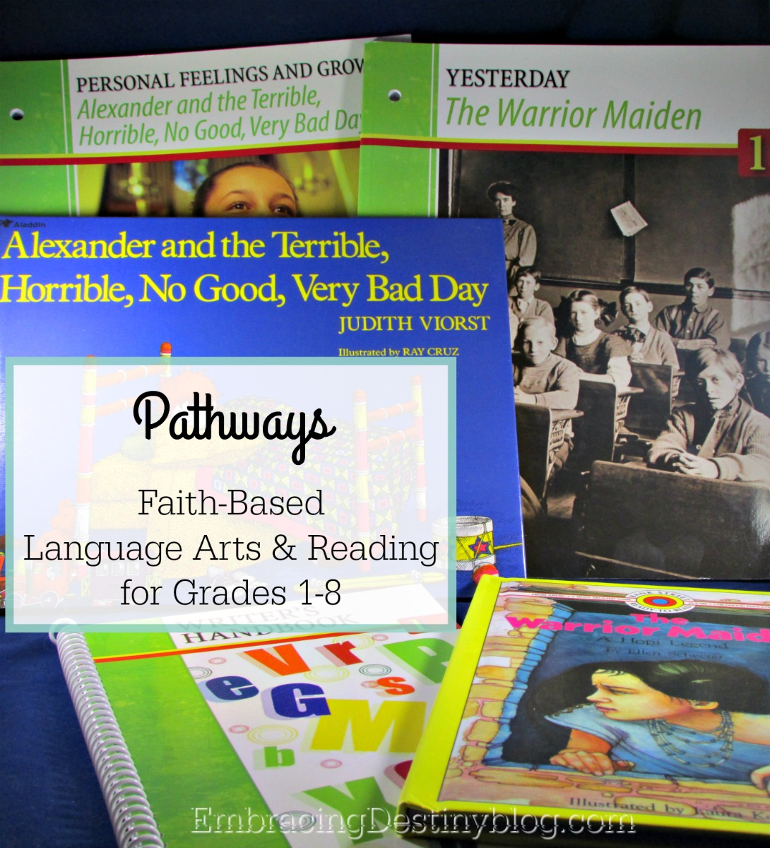 Pathways: Faith-Based Reading and Language Arts