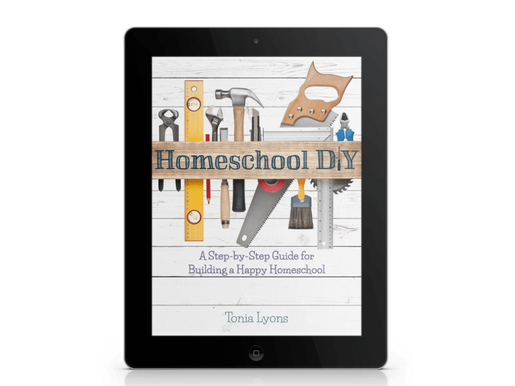Homeschool DIY ebook
