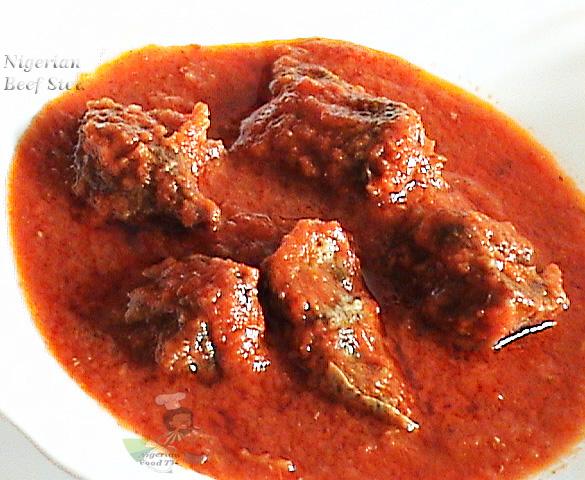 Cook recipe book african food embracing spirituality nigerian beef stew forumfinder Images