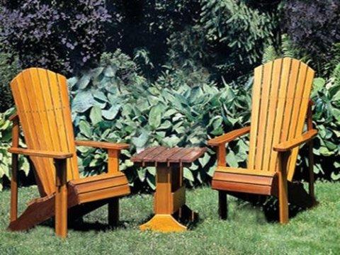 adiron chairs