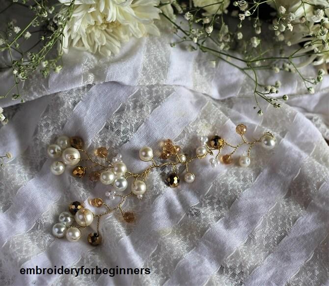 bridal pin