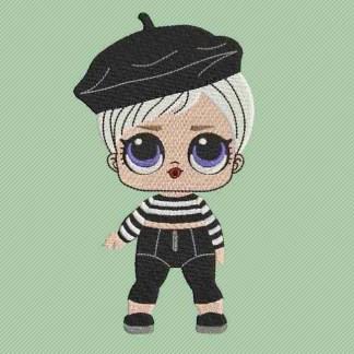LOL dolls Beatnik Babe