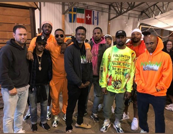 Kanye West's Wyoming Listening Party: A POV from EMCEE