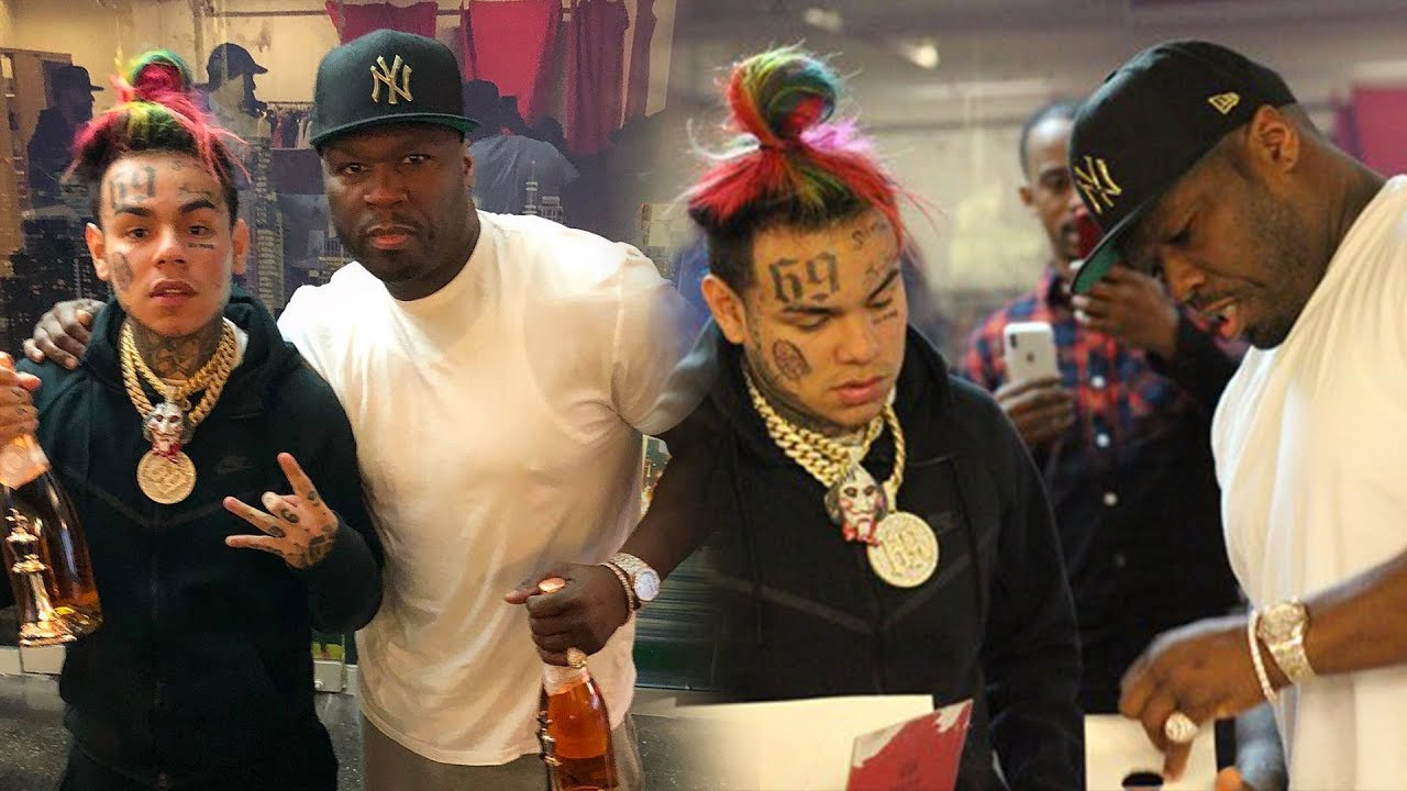 Rapper Tekashi 6ix9ine stolen, beaten and robbed almost a million dollars