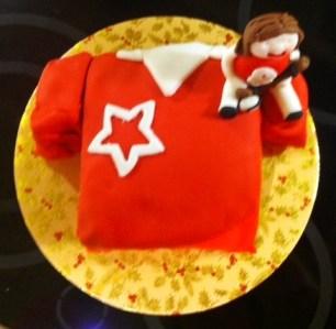 Camogie cake