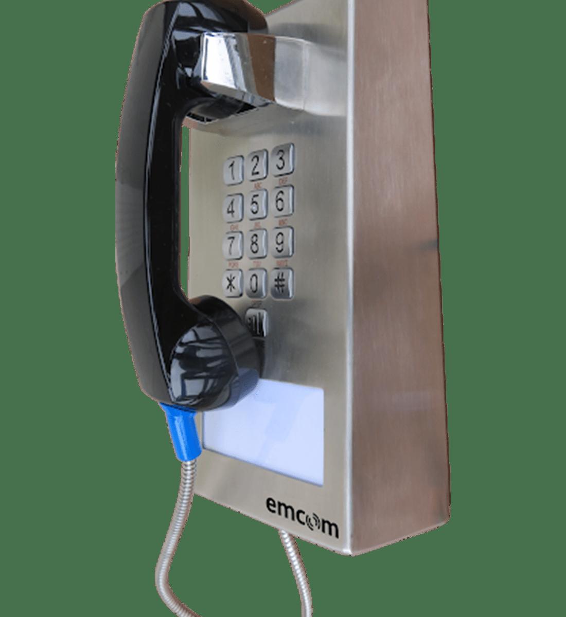 Rugged VoIP Handset Phone