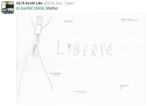 Liberté ULIS Léo