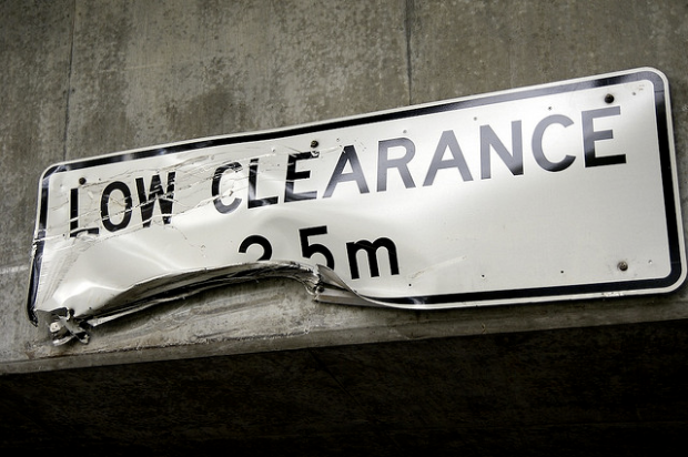 low-clearance