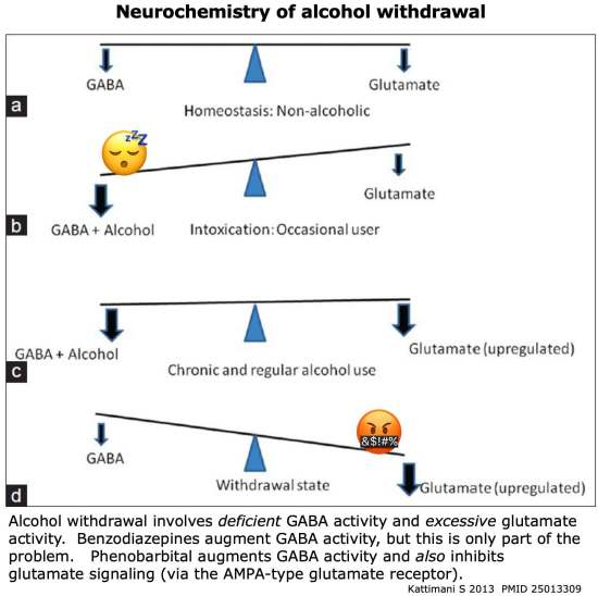 Alcohol withdrawal - EMCrit Project