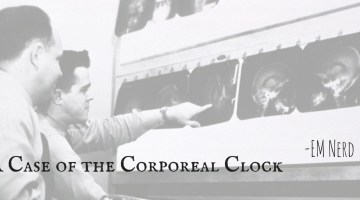 EM Nerd-The Case of Corporeal Clock