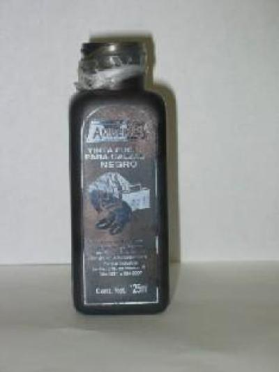 shoe polish containing aniline