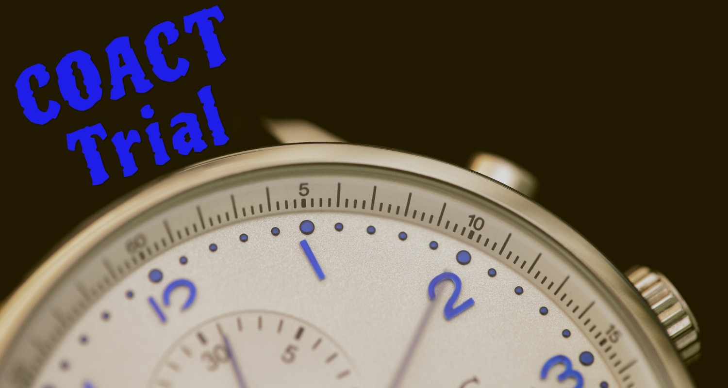 EMCrit Podcast 243 - The COACT Trial on Early vs  Delayed Cath after