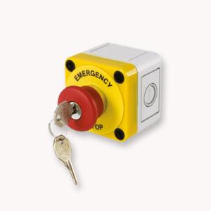 sontay EP-KL Emergency Stop Button Key Lock Mushroom Type