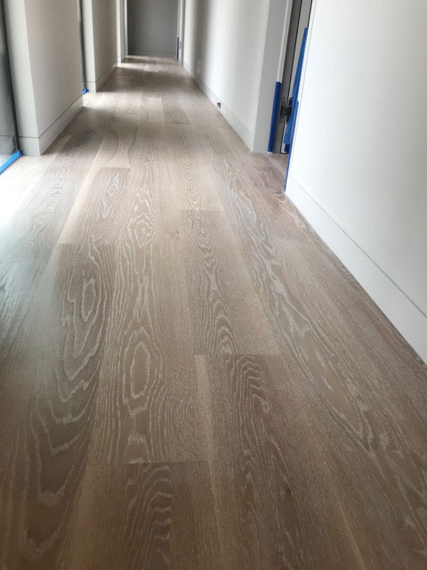 American White Oak Flooring