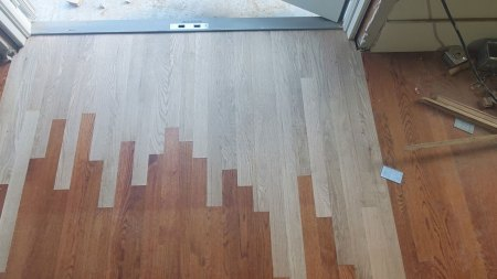 Water damaged flooring repair in Southampton Long Island