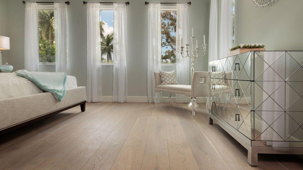 Hardwood flooring proper acclimation