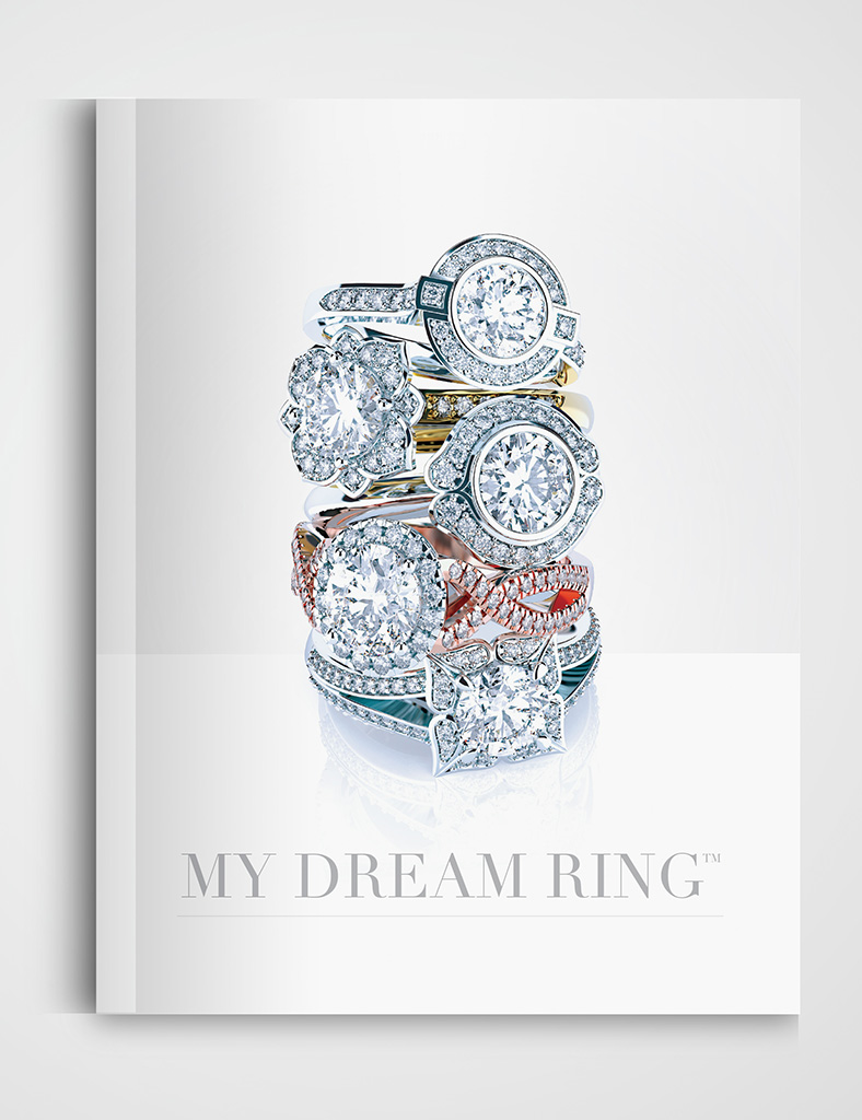 my dream ring catalogue pallion palloys emma wright graphic designer parramatta